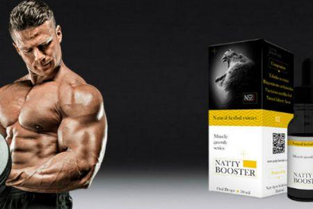 мужчина и упаковка препарата