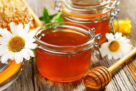 мед в баночках