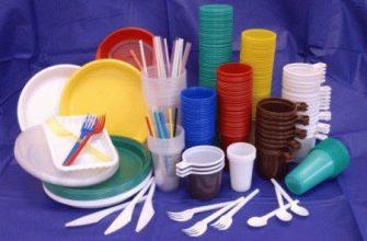 Посуда из пластика может вызывать онкологические заболевания груди и простаты