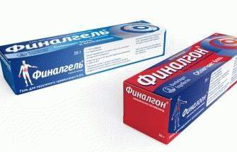 Особенности лечения простатита у мужчин «Финалгоном»