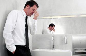Все о признаках простатита и первых симптомах болезни у мужчин