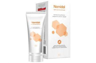 Крем Номидол (Nomidol) — супер средство от грибка ногтей?