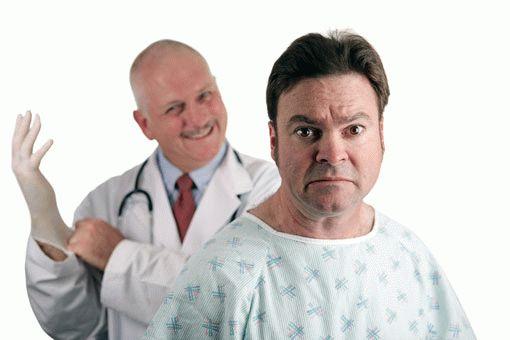 Онлайн-тестирование, позволяющее быстро проверить себя на наличие простатита