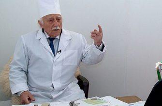 Хирург из Дагестана против аденомы простаты