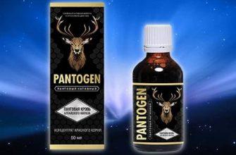 Как принимать Pantogen для потенции и сколько стоит (с отзывами о препарате)